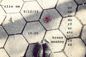 Brass Monkey Show Poster