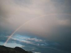 mountain rainbow | love wins