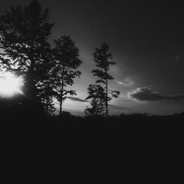 thunder gods   sunset