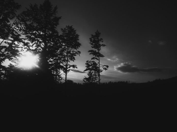 thunder gods | sunset