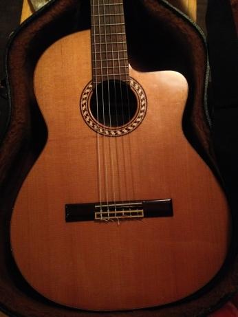 Borrowed (guitar from Erin)