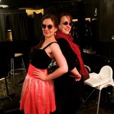 Clio Em + Erin Saoirse Adair by Conor O'Neil