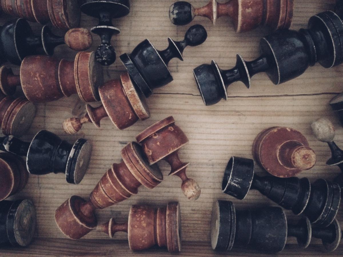 musician's chess | clio em