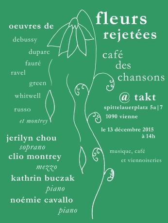 vienna premiere poster green